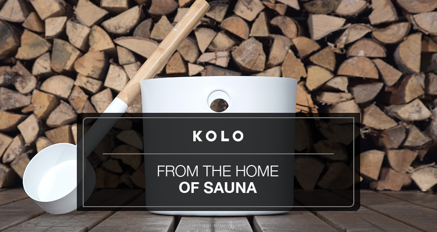 From the home of sauna